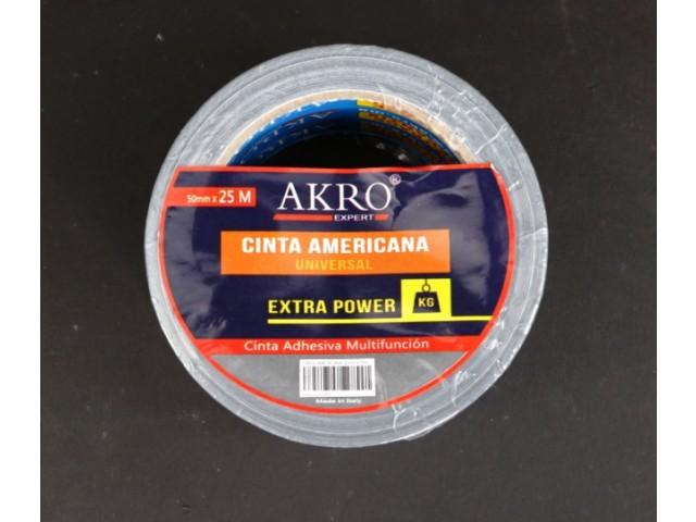 Ruban américain gris